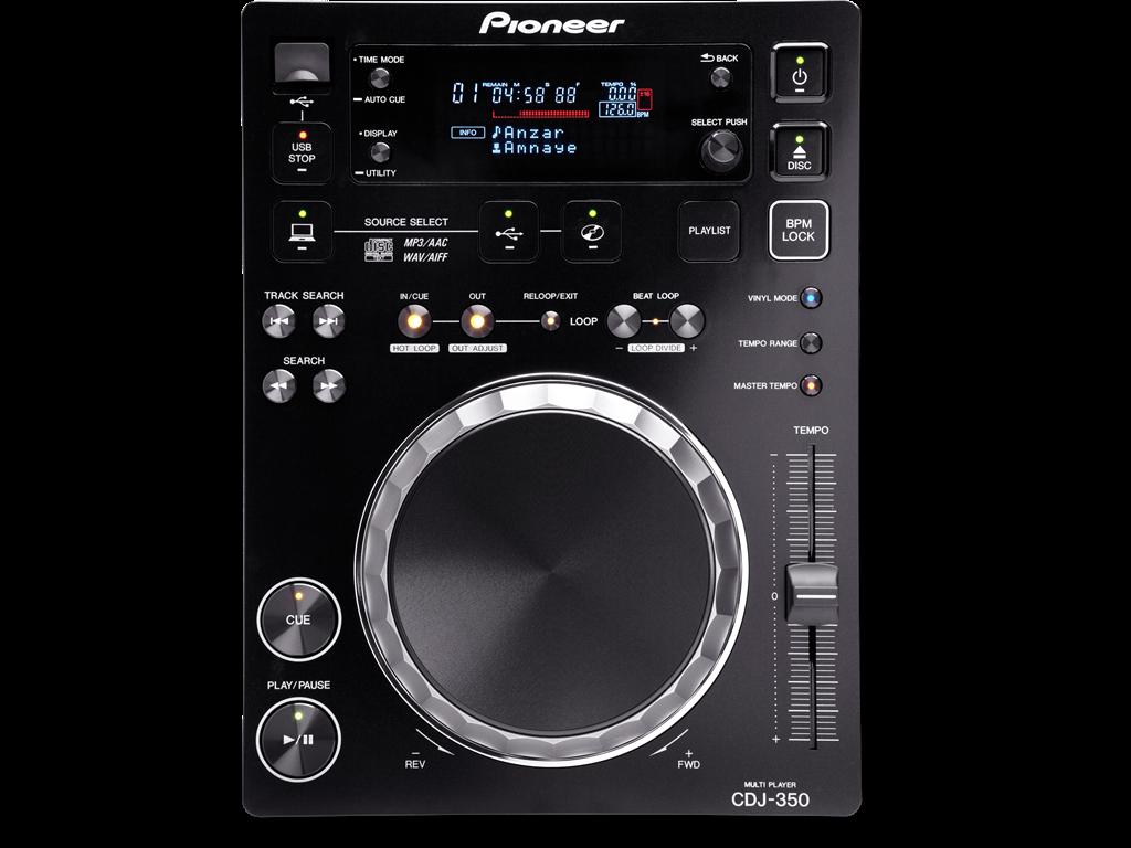 Pioneer CDJ 350 Digital