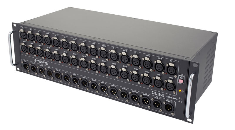 Midas DL32 Stage Box