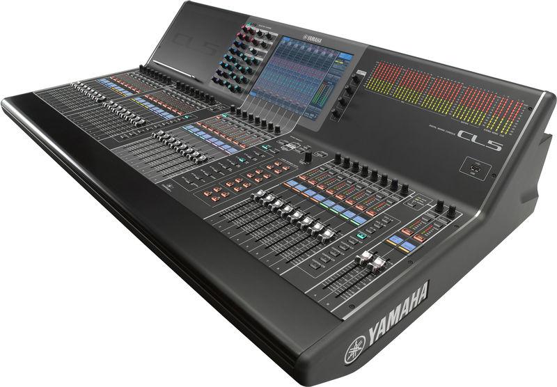 Mesa control sonido Yamaha CL5