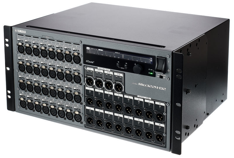 Yamaha RIO3224-D2 Stage Box